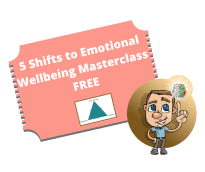 5 Shifts to Emotional Wellbeing Masterclass